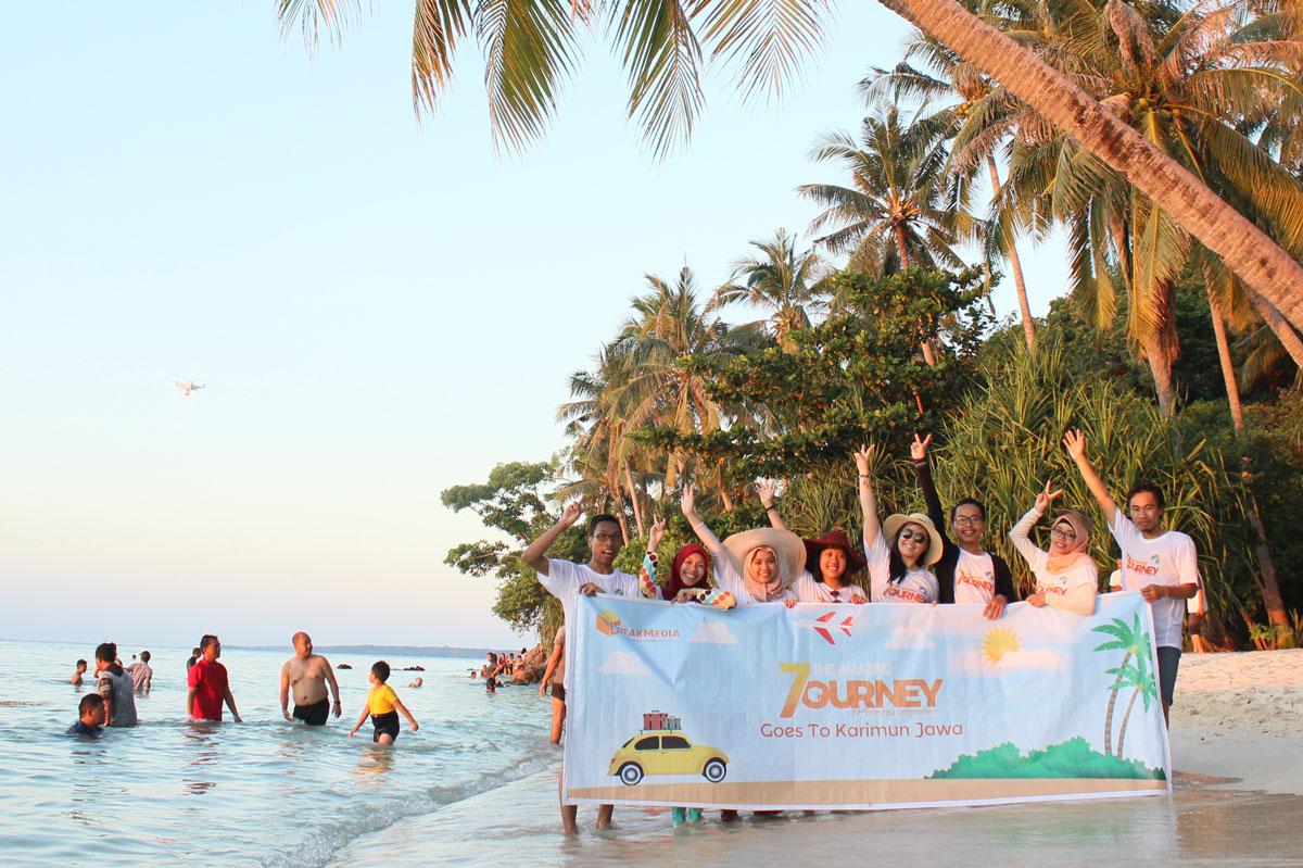 The Amazing Journey: Kotakmedia Goes To Karimun Jawa