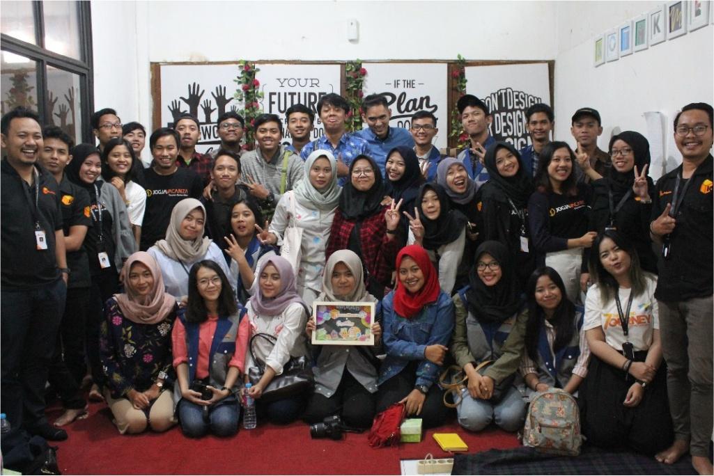 """Company Visit : Sharing Session  Mahasiswa UPN """"Veteran"""" Jawa Timur"""